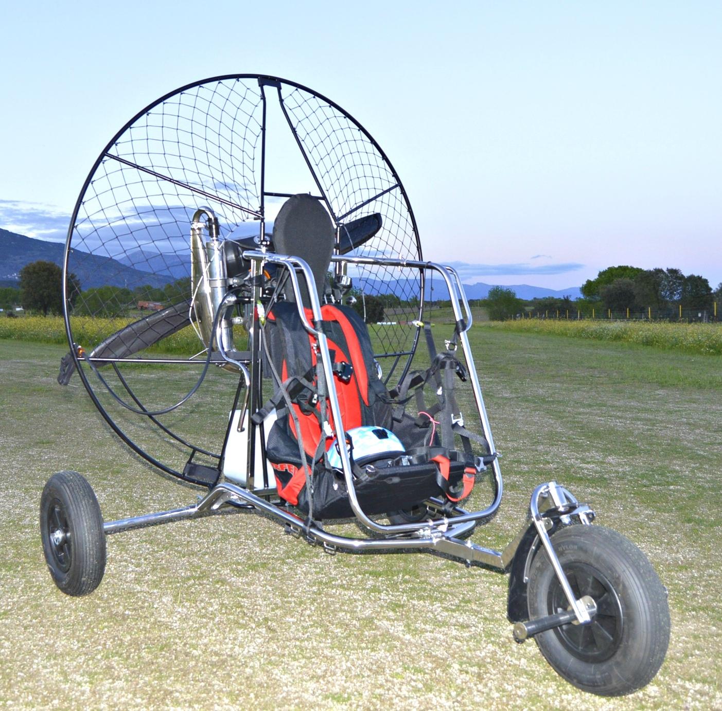 Minitrikes Rollhilfen mit Motor