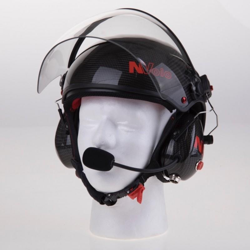 Paramotor Helme