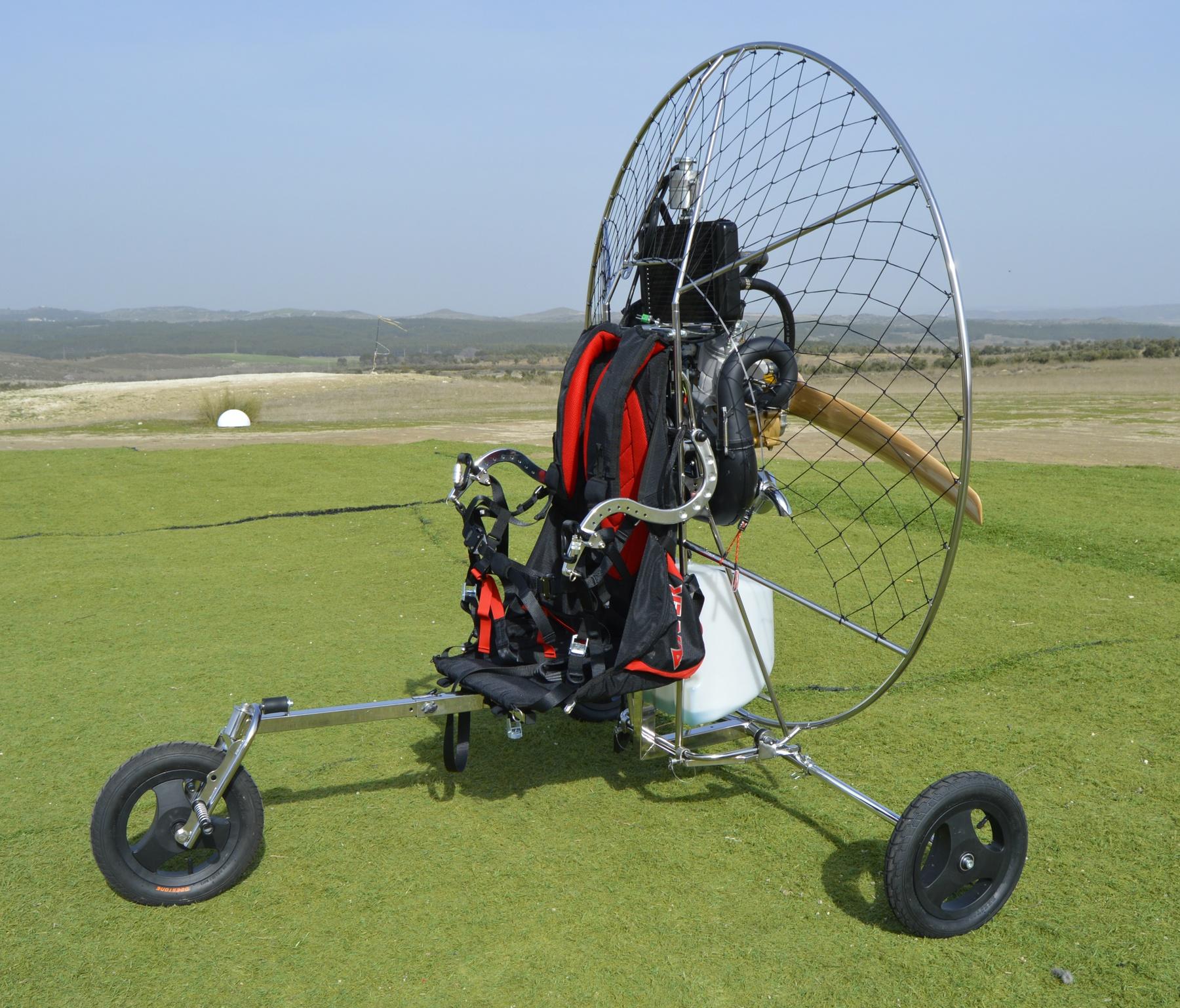 Mini trike Airfer Rocky und Airfer Rocky light