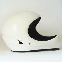 Gleitschirm Helm mit kürzerem Kienschutz