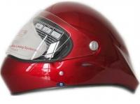 Paragliding Helm Visier mit Kienschutz