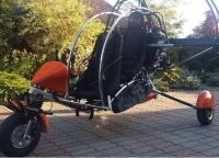 Motoparafly Condor Doppelsitzertrike