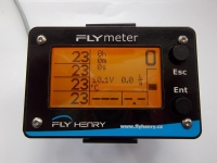 Fly Henry Fly Meter für Trikes und ULs