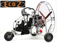 Doppelsitzertrike ECO 2 Light mit Rotax 582