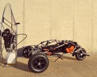 Doppelsitzertrike Airfer DIAMOND EVO Cosmos 300 Vittorazzi