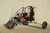 Frame für Doppelsitzertrike Airfer DIAMOND EVO