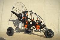 Doppelsitzertrike Airfer DIAMOND EVO OHNE MOTOR