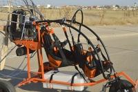 Doppelsitzertrike Airfer Yumbo mit Rotax 582