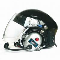 Paramotor Helm 2000 mit Headset mit Bluetooth und Funk