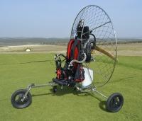 Minitrike Airfer Rocky mit aufgebautem Moster 185 Plus MY20 oder Alternative