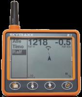 Skytraxx 2.1 mit Fanet + FLARM