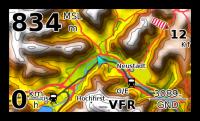 Skytraxx 3.0 mit Fanet + FLARM
